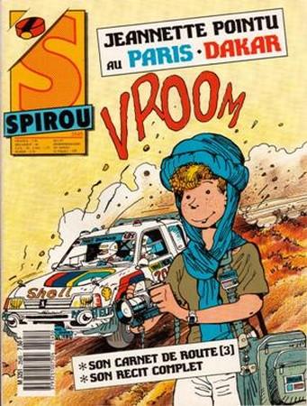 Le journal de Spirou 2545 - 2545