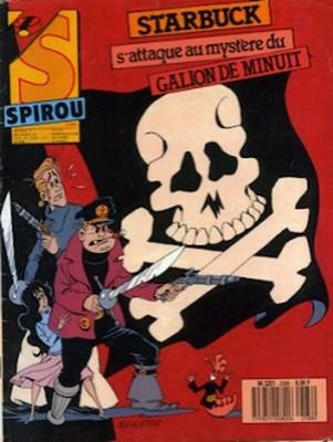 Le journal de Spirou 2588 - 2588