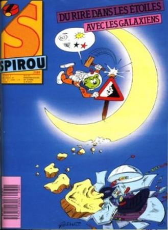 Le journal de Spirou 2589 - 2589