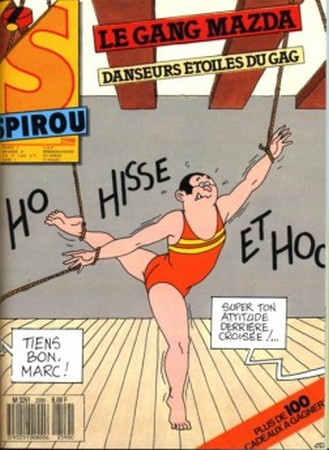 Le journal de Spirou 2590 - 2590