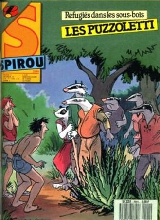 Le journal de Spirou 2591 - 2591