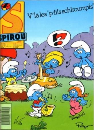 Le journal de Spirou 2595 - 2595
