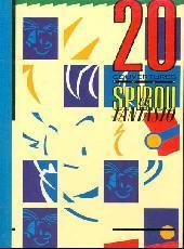 20 couvertures pour Spirou et Fantasio 1 - 20 couvertures pour Spirou et Fantasio