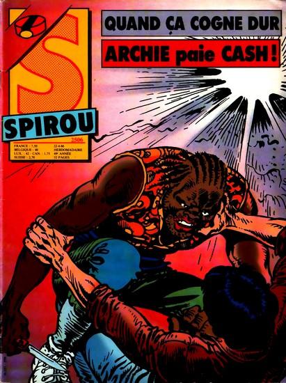 Le journal de Spirou 2506 - 2506