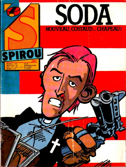 Le journal de Spirou 2507 - 2507