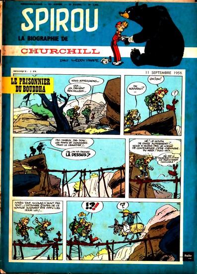 Le journal de Spirou 1065 - 1065