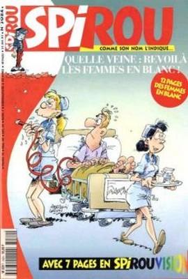Le journal de Spirou 3084 - 3084