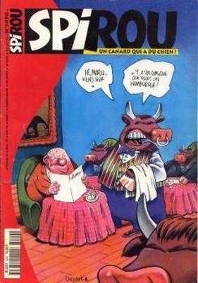 Le journal de Spirou 3090 - 3090