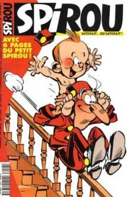 Le journal de Spirou 3096 - 3096