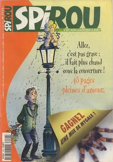Le journal de Spirou 3122 - 3122