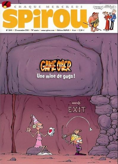 Le journal de Spirou 3841 - 3841
