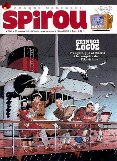 Le journal de Spirou 3842 - 3842