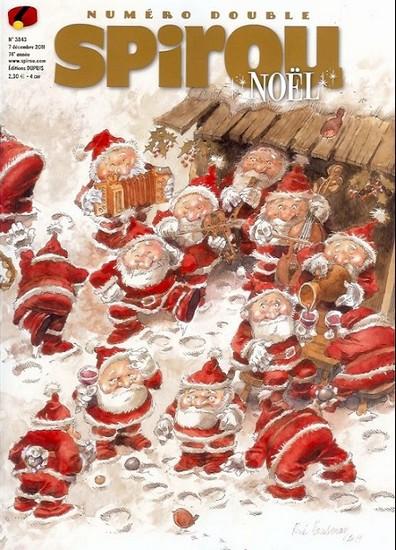 Le journal de Spirou 3843 - 3843