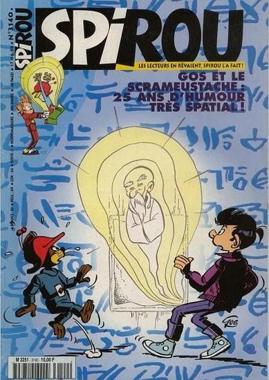 Le journal de Spirou 3140 - 3140
