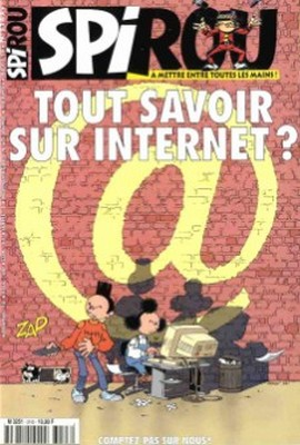 Le journal de Spirou 3143 - 3143