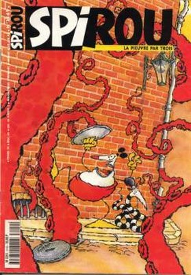 Le journal de Spirou 3149 - 3149