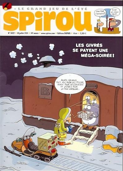 Le journal de Spirou 3822 - 3822