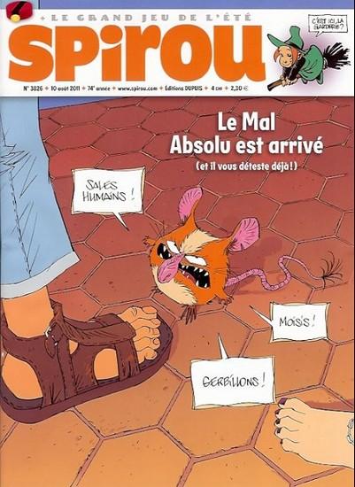Le journal de Spirou 3826 - 3826