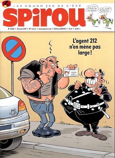 Le journal de Spirou 3828 - 3828