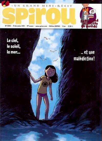 Le journal de Spirou 3845 - 3845