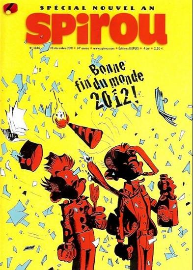 Le journal de Spirou 3846 - 3846
