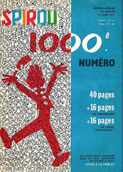 Le journal de Spirou 1000 - 1000