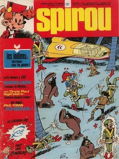 Le journal de Spirou 1927 - 1927