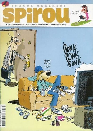 Le journal de Spirou 3730 - 3730