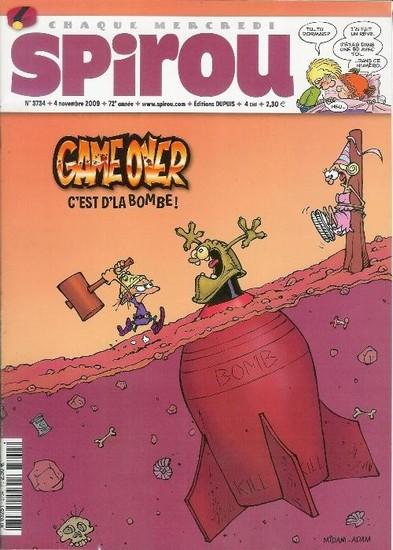 Le journal de Spirou 3734 - 3734