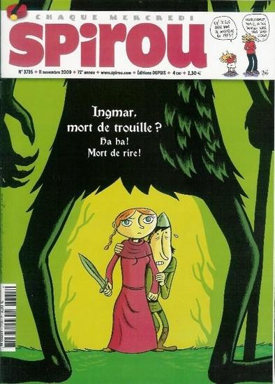 Le journal de Spirou 3735 - 3735