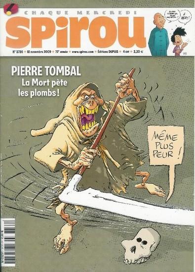Le journal de Spirou 3736 - 3736