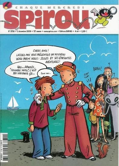 Le journal de Spirou 3738 - 3738