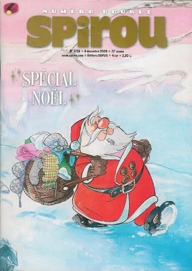 Le journal de Spirou 3739 - 3739