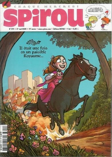 Le journal de Spirou 3711 - 3711