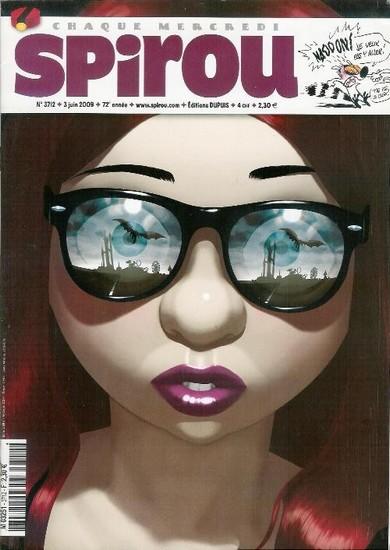 Le journal de Spirou 3712 - 3712
