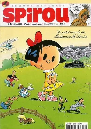 Le journal de Spirou 3713 - 3713