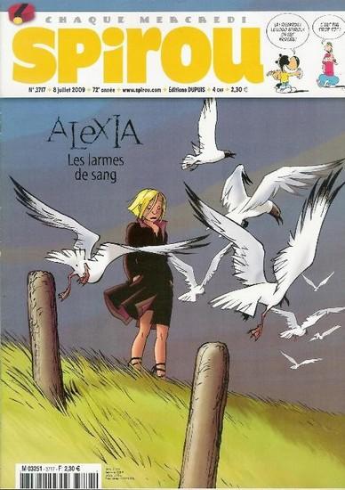Le journal de Spirou 3717 - 3717