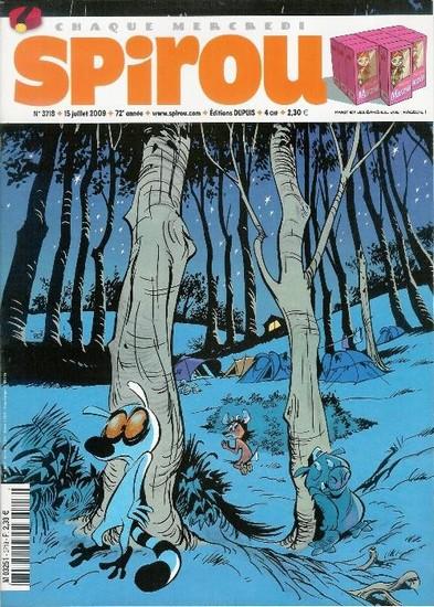 Le journal de Spirou 3718 - 3718