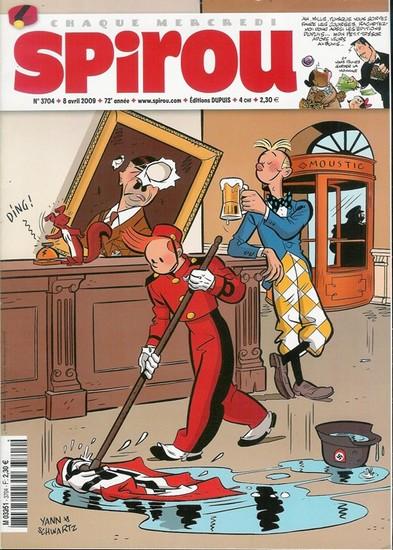 Le journal de Spirou 3704 - 3704