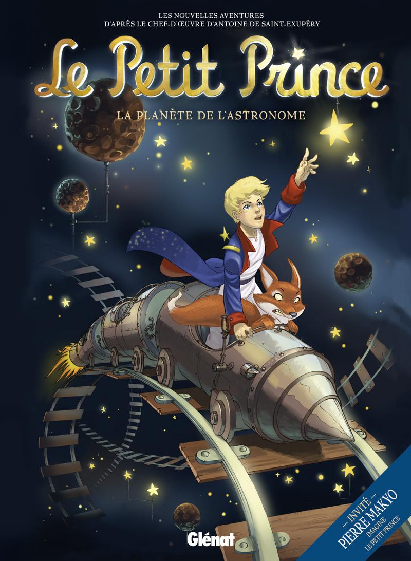 Le petit prince (Dorison) 5 - La Planète de l'Astronome