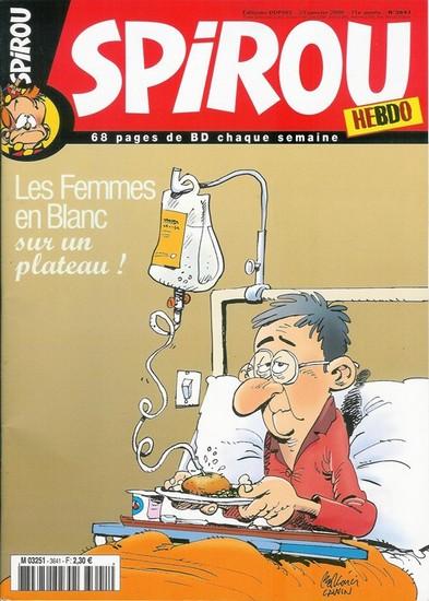 Le journal de Spirou 3641 - 3641