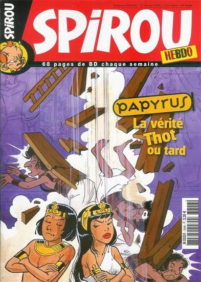 Le journal de Spirou 3646 - 3646