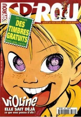 Le journal de Spirou 3282 - 3282