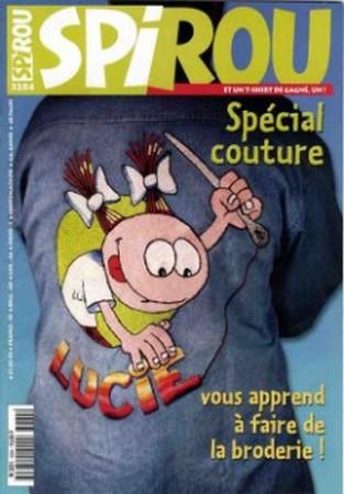 Le journal de Spirou 3284 - 3284