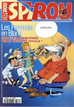 Le journal de Spirou 3286 - 3286