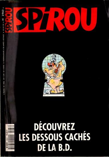 Le journal de Spirou 2963 - 2963