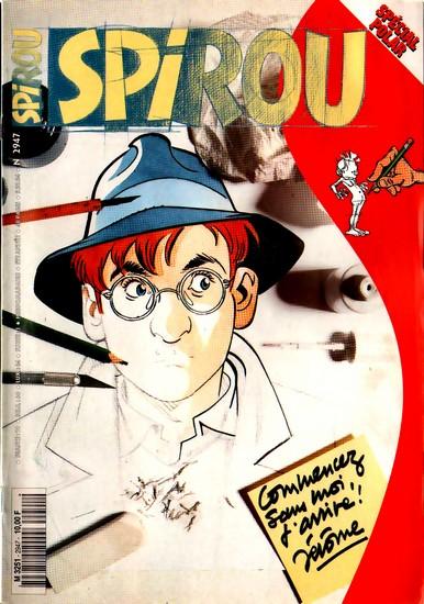 Le journal de Spirou 2947 - 2947