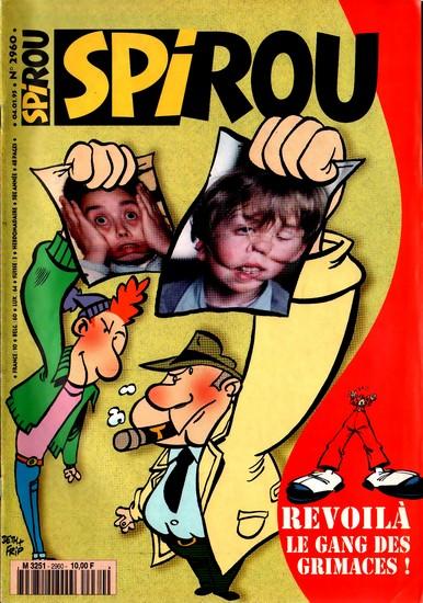 Le journal de Spirou 2960 - 2960