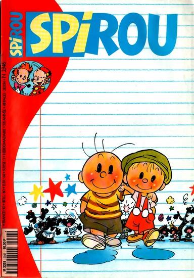Le journal de Spirou 2946 - 2946