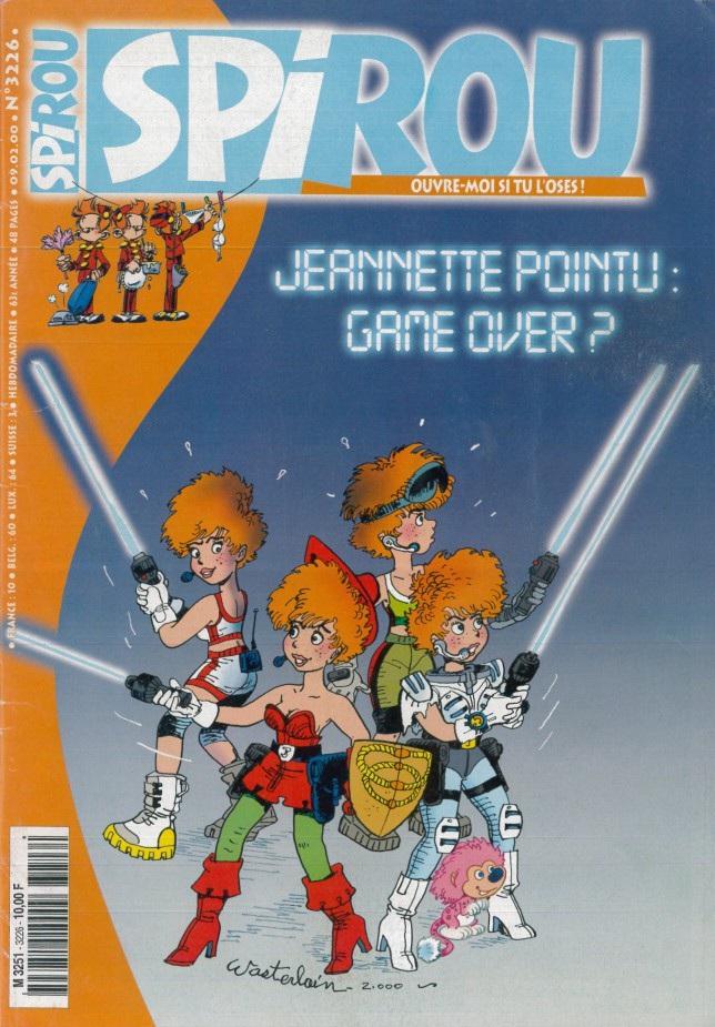 Le journal de Spirou 3226 - 3226